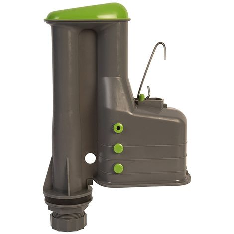 Croydex Standard Toilet Syphon 9 Inch - Complete with link