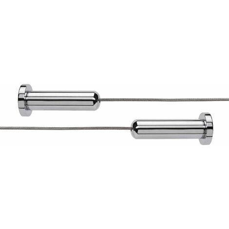 Croydex Wireline Shower Curtain Holder