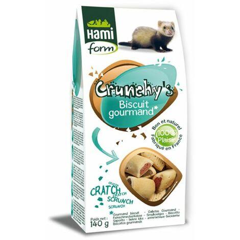 Crunchy's Biscuit gourmand HamiForm