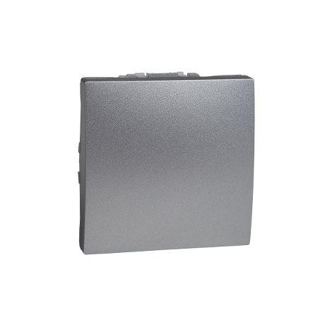 Cruzamiento 2 mod. Unica Aluminio SCHNEIDER ELECTRIC MGU3.205.30