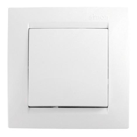 Cruzamiento Empotrar Blanco - SIMON - F1590251030