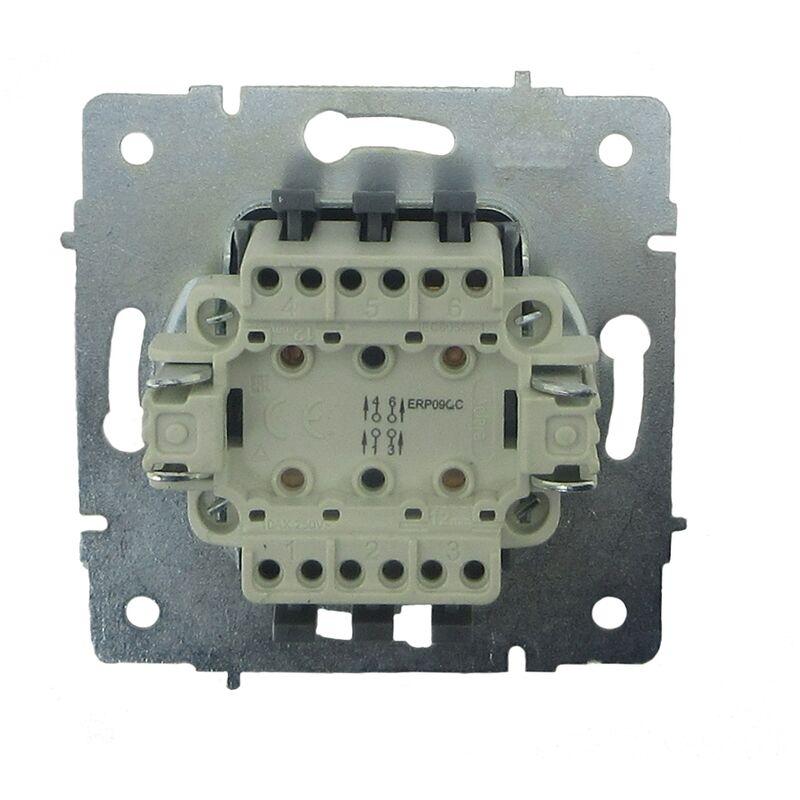 250 V SOLERA ERP09QC Conmutador de Cruce