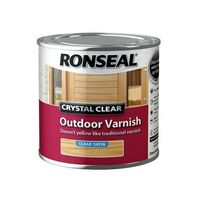 Crystal Clear Outdoor Varnish