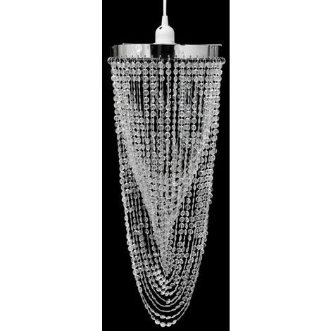 Crystal Pendant Chandelier 22 x 58 cm VD08554