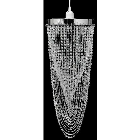 Crystal Pendant Chandelier 22 x 58 cm VDTD08554