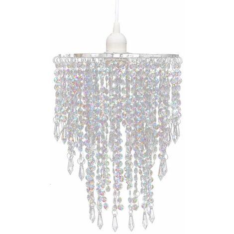 Crystal Pendant Chandelier 22,5 x 30,5 cm QAH08551