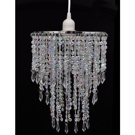 Crystal Pendant Chandelier 22,5 x 30,5 cm VD08551