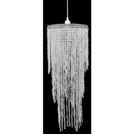 Crystal Pendant Chandelier 26 x 70 cm VD08553