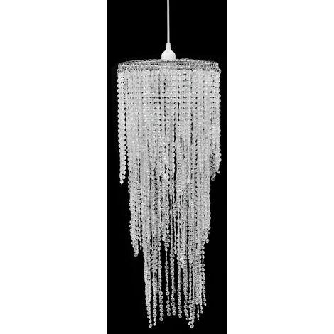 Crystal Pendant Chandelier 26 x 70 cm VDTD08553