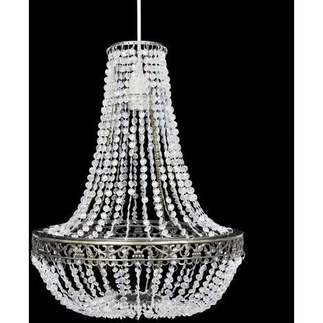 Crystal Pendant Chandelier 36,5 x 46 cm VDTD08555