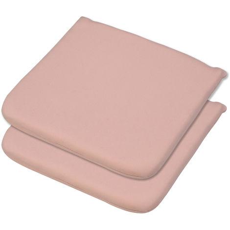 Crystal Rose Seat Pads 40x40x4cm