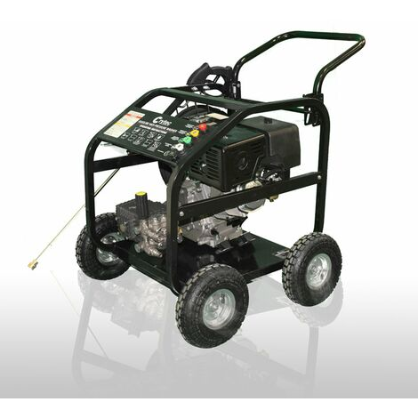 Crytec 13hp Commercial Petrol Pressure Washer