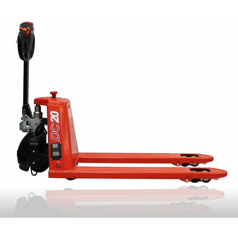 Image of Crytec DC20 Electric Drive Pallet Truck