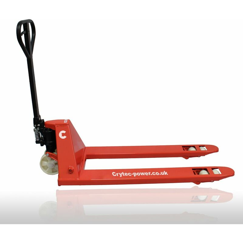 Image of Crytec Low Profile Pallet Truck