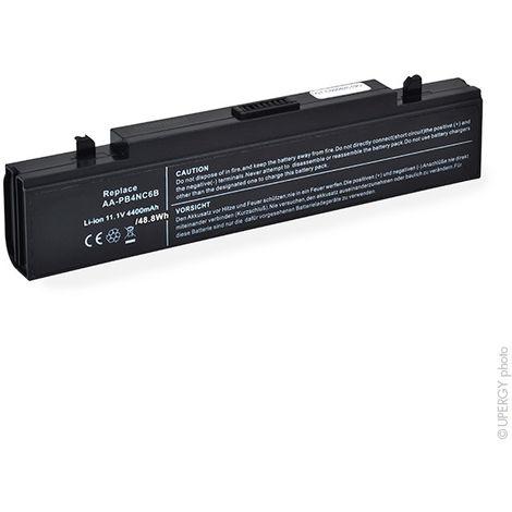CS - Batería ordenador portátil 11.1V 4400mAh - AA-PB2NC3B ; AA-PB2NC6 ; AA-PB2N