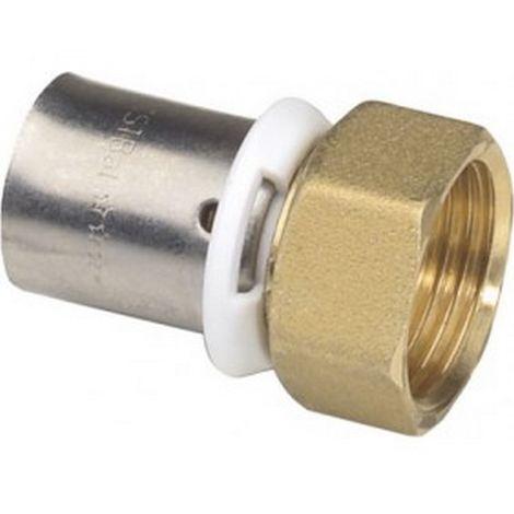 Cstbat 281.80.162 Union connection Copper PER to welding/to crimp 16 - Cu14