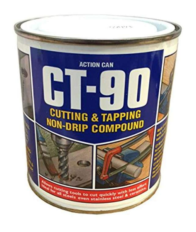 Image of Cutting & Tapping Compound 480GRM Tub - Ct-90