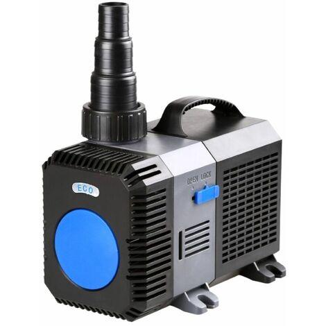 CTP-12000 Aquarium & Teichpumpe 100 Watt Eco Motor 12000 l/h