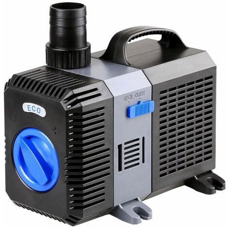 CTP-3800 Aquarium & Teichpumpe 20 Watt Eco Motor 3600 l/h