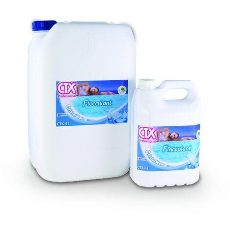 CTX-041 Floculante Líquido 5L