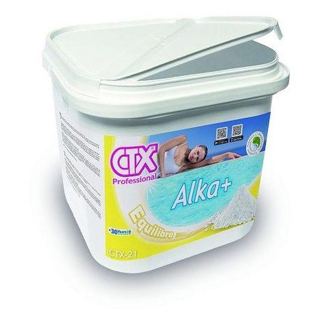 CTX-21 Incrementador alcalinidad 6L ALKA+