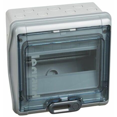 Cuadro automáticos estanco IP65 1 fila 8 módulos Legrand 601998