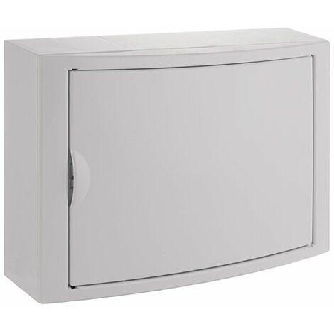 Cuadro automáticos superficie 14 elementos blanco Arelos Solera