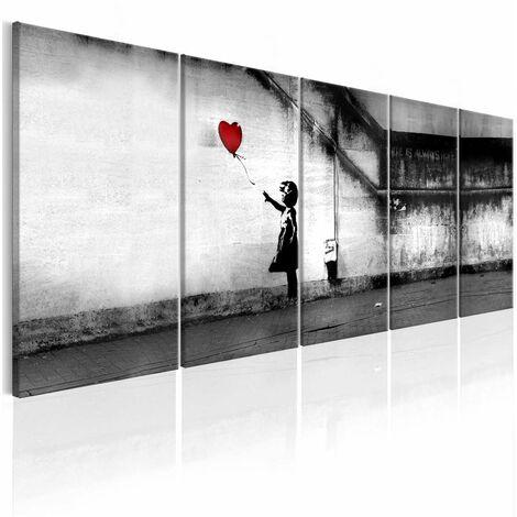 Cuadro - Banksy: Runaway Balloon