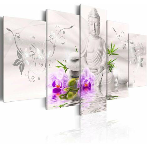 Cuadro - Buda blanco