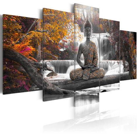 Cuadro - Buda del otoño