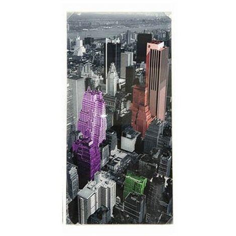 Cuadro de cristal rascacielos