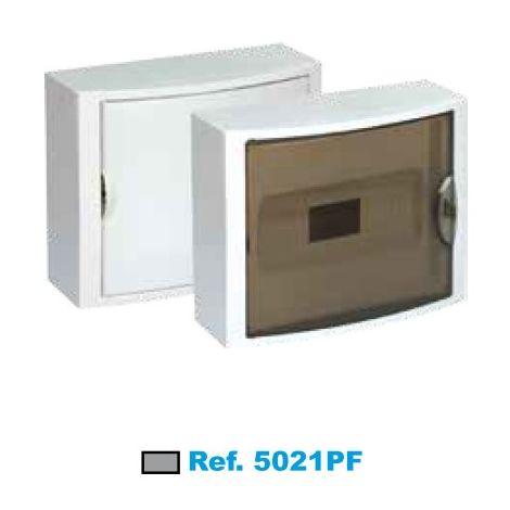 Cuadro eléctrico de superficie 14 elementos fumé Solera Arelos 5021PF