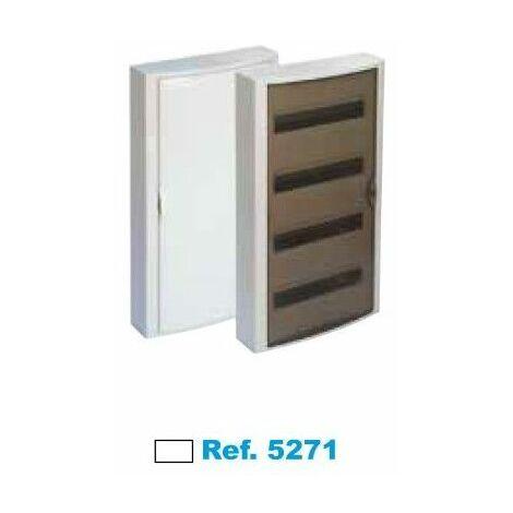 Cuadro eléctrico de superficie 56 elementos blanco Solera Arelos 5271