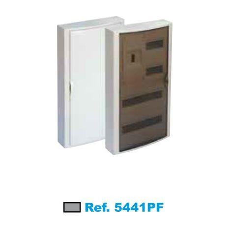 Cuadro eléctrico de superficie ICP+40 elementos fumé Solera Arelos 5441PF