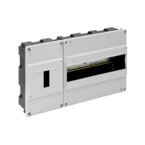 Cuadro eléctrico ICP + 12 elementos de empotrar clásica BLANCO SOLERA 680B