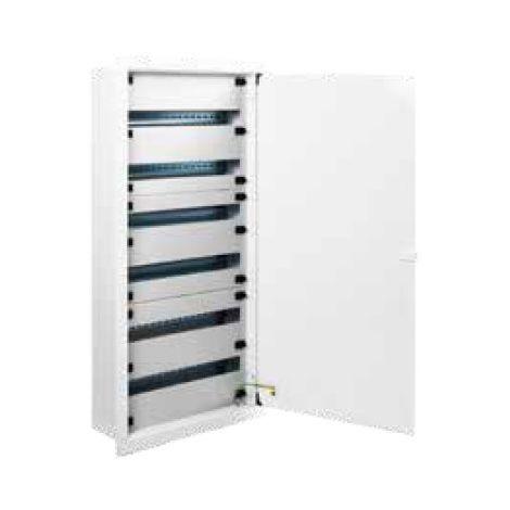 Cuadro eléctrico metálico de empotrar 144 módulos Steelbox Solera M6E144