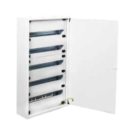 Cuadro eléctrico metálico de superficie 120 módulos Steelbox Solera M5S120