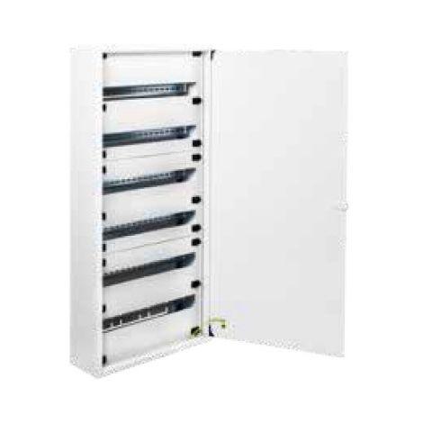 Cuadro eléctrico metálico de superficie 144 módulos Steelbox Solera M6S144