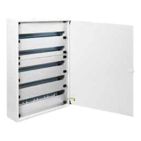 Cuadro eléctrico metálico de superficie 165 módulos Steelbox Solera M5S165