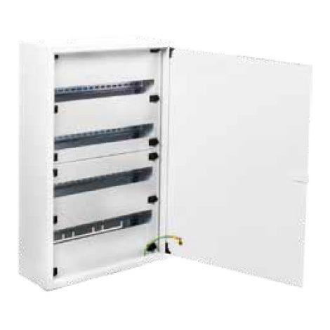 Cuadro eléctrico metálico de superficie 96 módulos Steelbox Solera M4S96