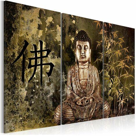 Cuadro - Estatua de Buda