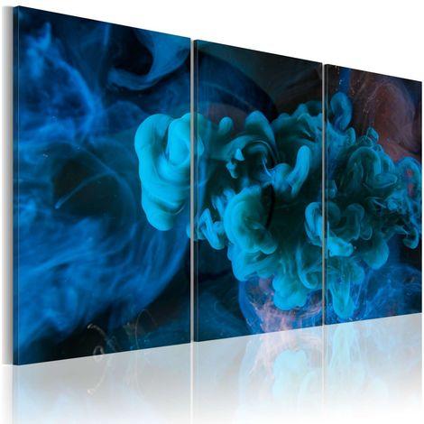 Cuadro Grande azul cm 90x60 Artgeist A1-N2384-DK
