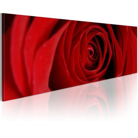 Cuadro La rosa del norte cm 120x40 Artgeist A1-N1244