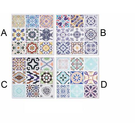 Cuadro lienzo decorativo para el hogar - Modelo étnico y Original Hogar y mas B