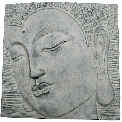 Cuadro Piedra Buda perfil