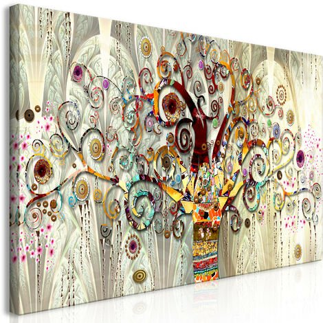 Cuadro - Tree of Life (1 Part) Narrow - 120x60