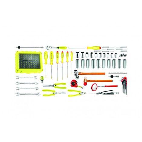 CU.AEMRO-A Sélection de 141 outils en pouces pour mécanicien aéronautique licence A 1861.81