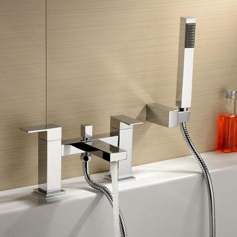Cube Bath Shower Mixer Tap