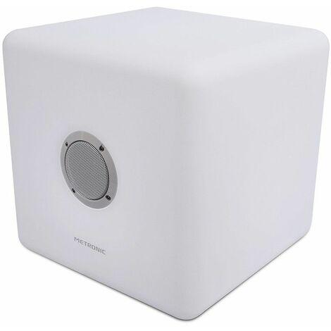 Cube lumineux enceinte Bluetooth 40 W LumiCube
