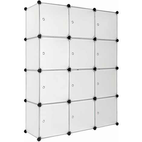 Cube storage unit Katja - cube storage, cube shelves, cube unit